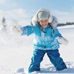 Убережем детей от простуды!