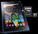 Мощная память в подарок к планшетам Lenovo