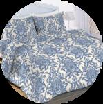 Приятных снов: -15% на постельное белье!