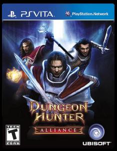игра Dungeon Hunter Alliance PS VITA