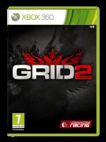 игра GRID 2 XBOX 360
