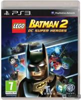 игра LEGO Batman 2: DC Super Heroes PS 3
