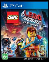 игра LEGO Movie Videogame PS4