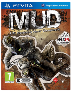 игра MUD: Motocross World Championship PS Vita