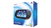 Приставка PS Vita Black 3G / Wi-Fi
