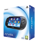Приставка PS Vita Black WiFi