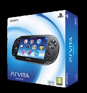 Приставка PS Vita Black WiFi
