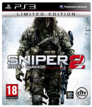 игра Sniper: Ghost warrior 2 Limited Edition PS3