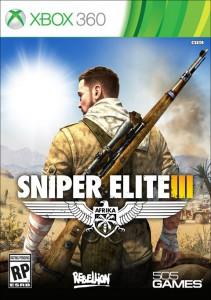 игра Sniper Elite 3 XBOX 360