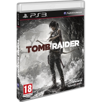 игра Tomb Raider PS3