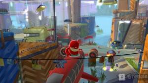 скриншот De Blob 2 Move 3D PS3 #8