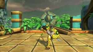 скриншот Invizimals Затерянный мир PS3 #8