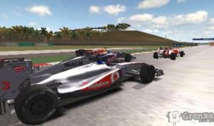 скриншот F1 2011 PS Vita #7