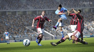 скриншот FIFA 14 PS4 #7