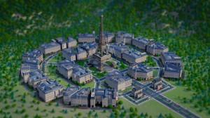скриншот Ключ для SimCity 2013 | СимСити 2013 #8