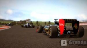 скриншот F1 2011 PS Vita #8