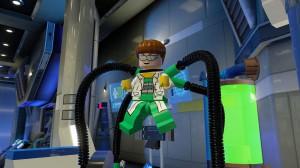скриншот LEGO Marvel Super Heroes PS4 #7