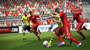 скриншот FIFA 14 PS4 #8