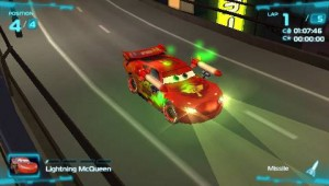 скриншот Cars 2 PSP (русская версия) #7