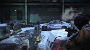 скриншот Tom Clancy's: The Division PS4 #8