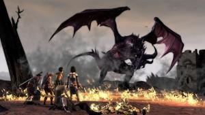 скриншот Dragon Age 3: Inquisition #8