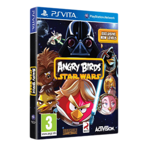 игра Angry Birds Star Wars PS VITA