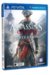 игра Assassin's Creed 3: Liberation PS Vita