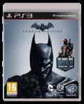 игра Batman: Arkham Origins PS3