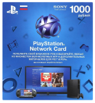 Программа Карта оплаты для PlayStation Network (1000 руб)