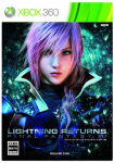игра Lightning Returns Final Fantasy XIII XBOX 360