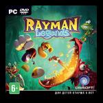 игра Rayman Legends [Jewel]