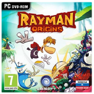игра Rayman Origins