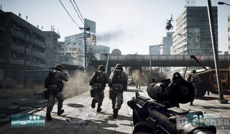 Battlefield 3 Premium (все