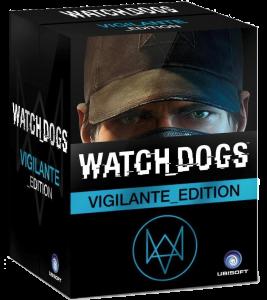 игра Watch Dogs Vigilante Edition XBOX 360