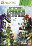 игра Plants vs Zombies Garden Warfare XBOX 360
