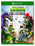 игра Plants vs Zombies Garden Warfare XBOX ONE
