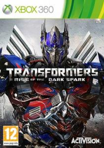 игра Transformers Rise of the Dark Spark XBOX 360