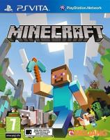 игра Minecraft PS Vita