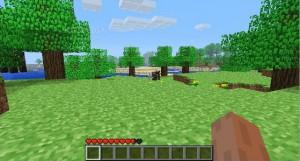 скриншот Minecraft PS4 #2