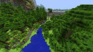 скриншот Minecraft PS4 #3