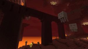 скриншот Minecraft PS4 #5