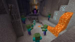 скриншот Minecraft PS4 #6