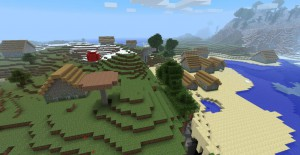 скриншот Minecraft PS4 #7