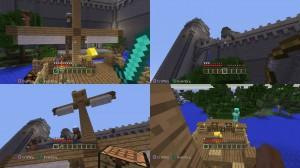 скриншот Minecraft PS4 #8