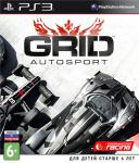 игра GRID Autosport Black Edition PS3