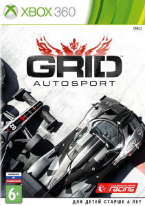 игра GRID Autosport Black Edition XBOX 360