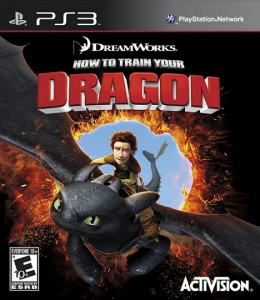игра How to Train Your Dragon PS3