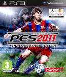 игра Pro Evolution Soccer 2011 PS3