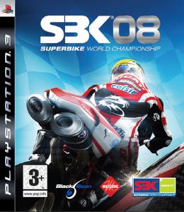 игра SBK 08 PS3