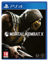 игра Mortal Kombat X PS4